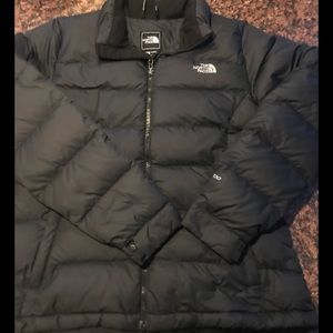 The North Face Goose Down jacket size large